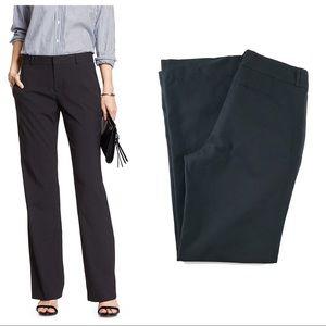 Banana Republic Black Jackson Fit Trousers (4L)
